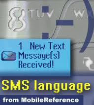 what is Language SMS